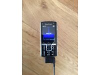Sony Ericsson Cybershot K850 - Black mobile phone