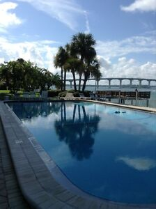 CLEARWATER BEACH - 1 BEDROOM CONDO FOR RENT (BEACHSIDE)