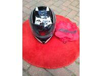 Nitro N500-V quad motorbike helmet