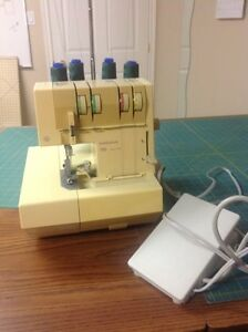 PFAFF 2,3,4 SERGER MODEL 788