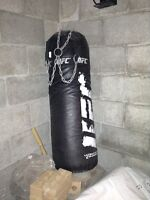 Ufc punching bag