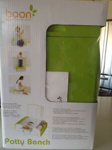 Boon Potty Bench  - Modern Training Potty/Stepstool Peterborough Peterborough Area image 3