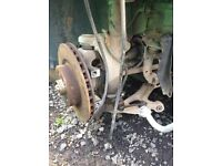 RENAULT CLIO RS 200 197 FRONT HUB