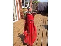 Golf clubs £15 bag n balls