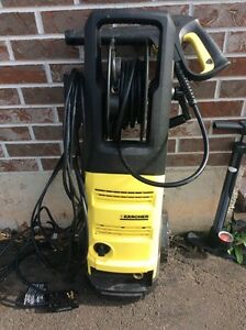 KARCHER PRESSURE WASHER for parts or repair