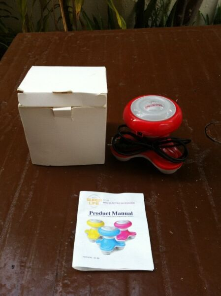 Mini USB massager from Prudential insurance. New and never used.