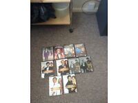 Collection of James Bond dvd's