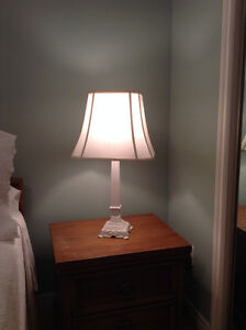 Bedroom/Livingroom table lamps