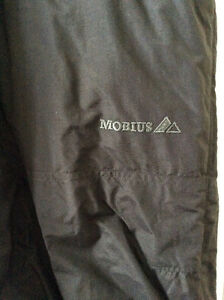 'MOBIUS' BLACK SKI/SKATEBOARD PANTS Peterborough Peterborough Area image 5