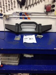 Yamaha Grizzly Rear Bumper