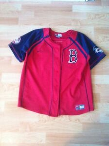 Ortiz Red Sox Youth jersey