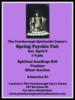 Peterborough Psychic Fair