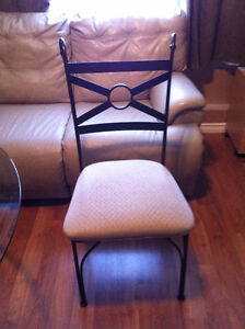 dining set w/4 chairs