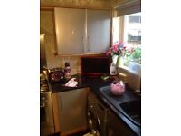 Full kitchen plus range Cooker,washing machine,fridge freezer and worktops