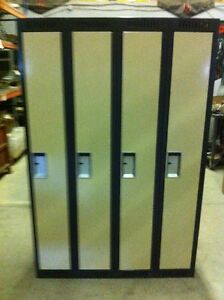 New Commercial and Industrial Storage Lockers