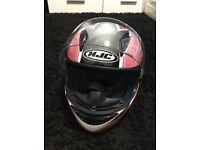 HJC ladies motorbike helmet CL-Y