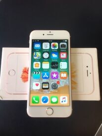 IPhone 6s 32g boxed on EE