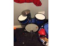Drum kit childs