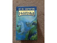 Chronicles of Narnia books X 7