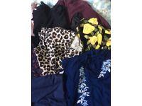 Bundle of ladies clothes size 16