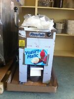 NEW - Resfab Yogurt Matic
