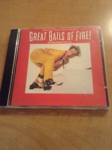 Great Balls Of Fire!-Soundtrack