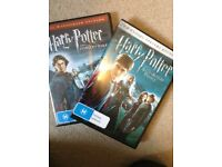 2 Harry Potter movies