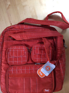 Lug puddle jumper gym bag. BNWT
