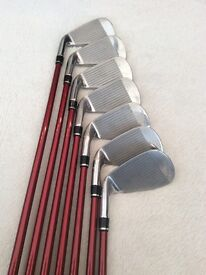 Golf Clubs And Bag For Sale (Reduced)