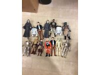 Vintage star wars figures (£60 the lot) collection coventry
