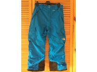 Boys North Face Hyvent Ski Trousers