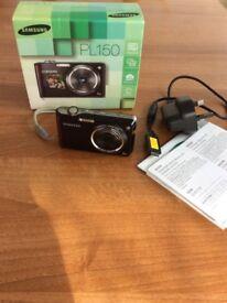 Samsung PL150 12.4 Megapixels Camera