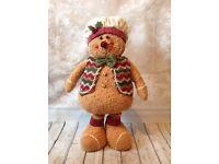 Gingerbread Christmas figure 75cm tall