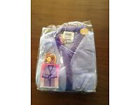 Dressing gown, Sofia the first 2-3yr 92-98cm unworn