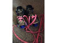 Roller skates for sale.