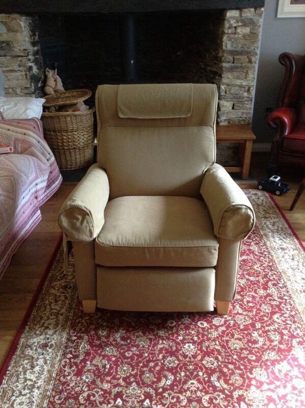 Ikea Muren Recliner Chair Perfect For Nursery In