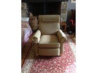 IKEA Muren recliner chair. Perfect for nursery.