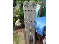 Aliminium ladders
