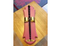 Harry Potter Dolores Umbridge wand with wall mount