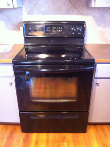 Frigidaire Glass Top Oven