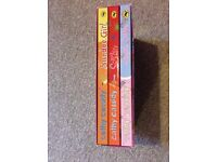 Cathy Cassidy set of 3 books