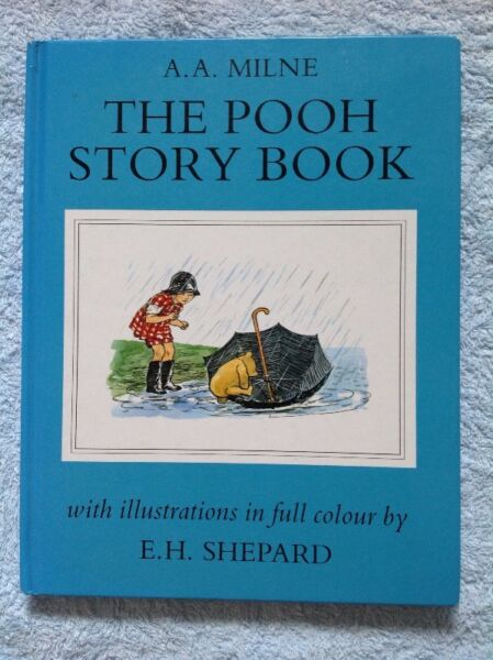 The Pooh Story Book - A A Milne - HARDCOVER