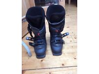 Salomon ski boots women's size 5.5 UK