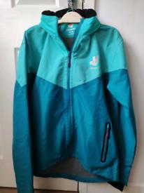 Deliveroo rainproof jacket