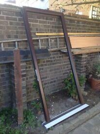 Door frame UPVC