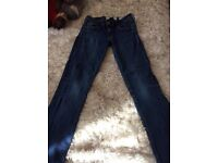 Hollister jeans teens lady