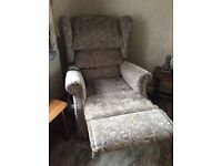 Electric Rising Reclining Chair