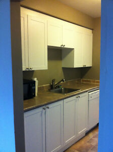 CLEAN and RENOVATED 3 bedroom condo in quiet area, September 1!
