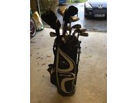 Set of Dunlop Golf Clubs - rarely used