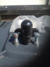 Tow ball and fittings